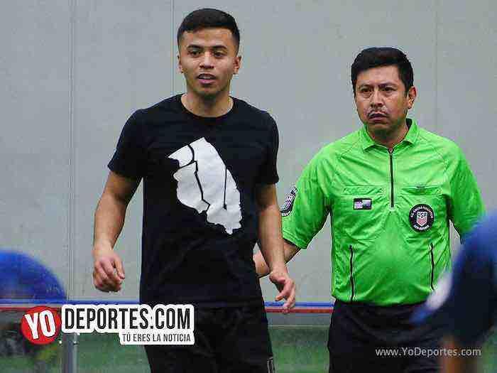 Arbitro Ladislao Valdez-Southside-Fierro FC-Liga Teloloapan-semifinal