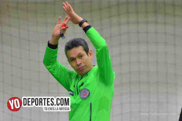 Arbitro Rey Delgado-Iramuco-Mizantla-Liga Douglas