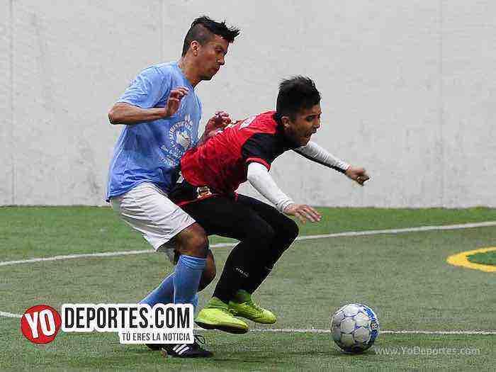 Armando Woody Sanchez-Chicago Soccer-Deportivo Guerrero-Champions-Liga Latinoamericana