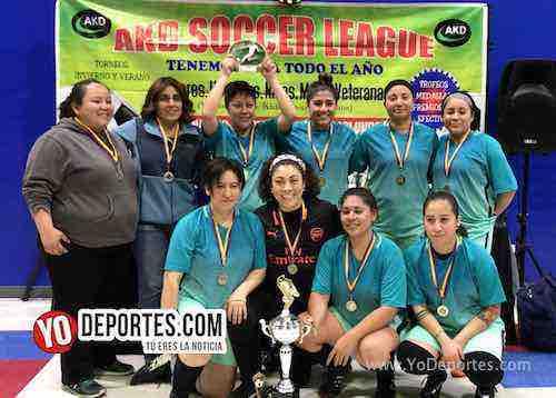 Atlético Femenil las nuevas reinas de la Champions en Chicago