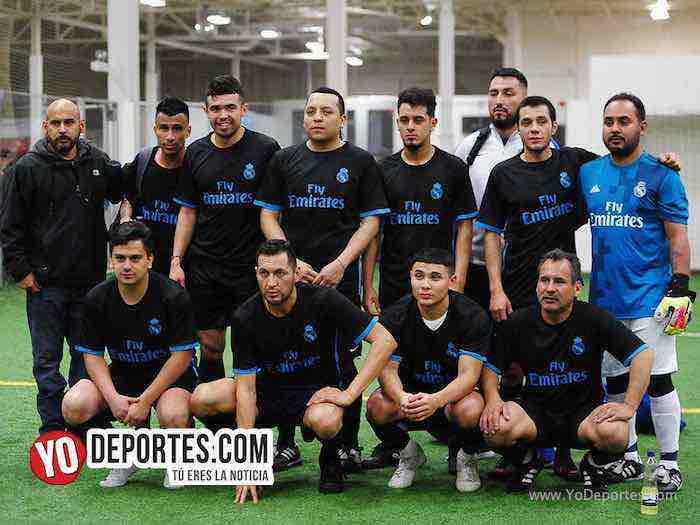 Campo Hermoso Semifinal Martes Liga San Francisco