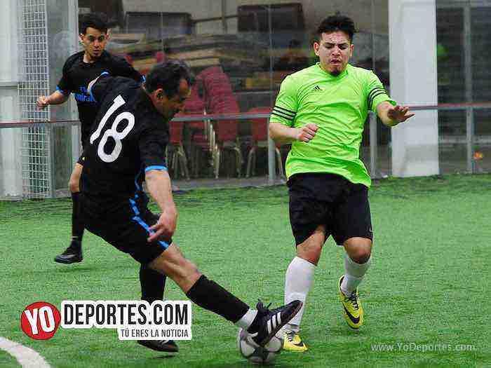 Campo Hermoso vs Cocodrilos Semifinal Martes Liga San Francisco Chicago