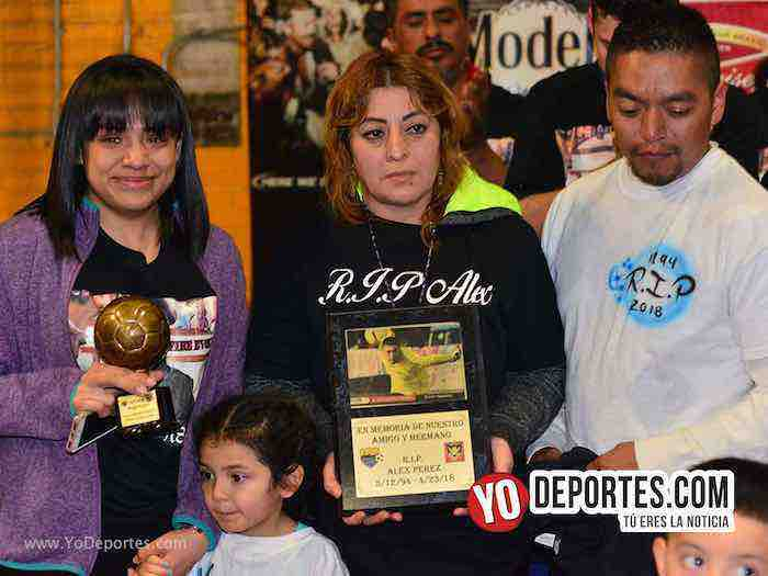 Carmen Ramirez-Aimee Perez-Yolanda Maya-Fermin Martinez- Monarcas-Fire Evolution-Chitown Futbol