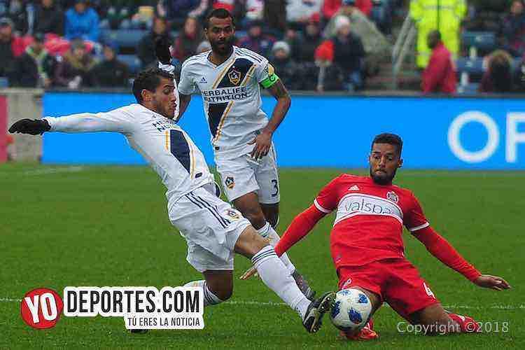 Chicago Fire-LA Galaxy-Toyota Park-Jonathan Dos Santos