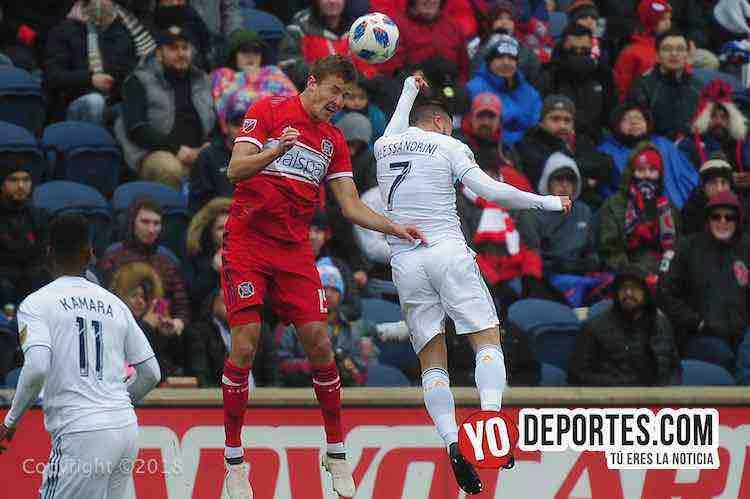 Chicago Fire-LA Galaxy-Toyota Park MLS
