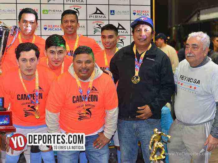 Chicago Soccer-Campeon-Champions-Liga Latinoamericana