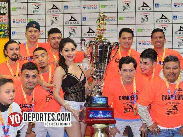 Chicago Soccer se lleva la Champions en la Liga Latinoamericana