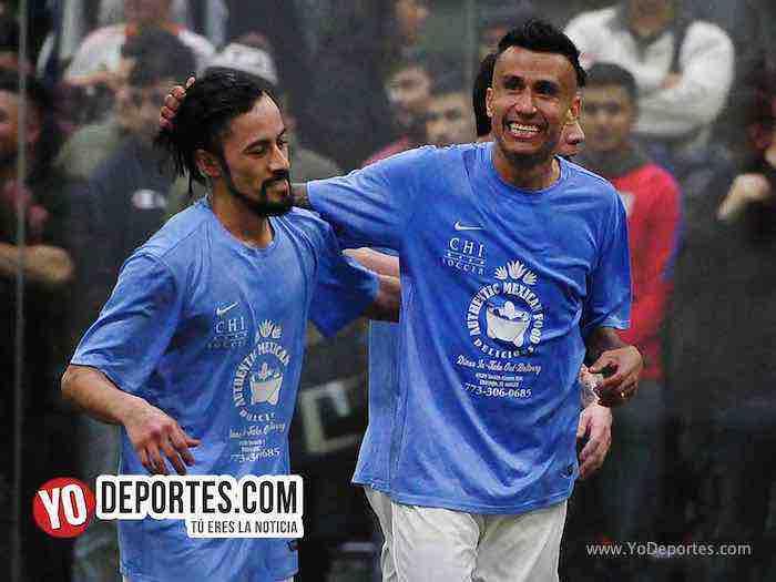 Chicago Soccer-Deportivo Guerrero-Champions-Liga Latinoamericana El Negro Sandoval-