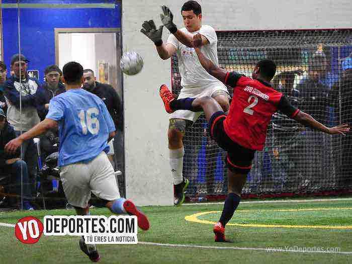 Chicago Soccer-Deportivo Guerrero-Champions-Liga Latinoamericana