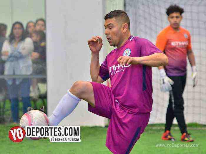Deportivo Amistad-San Francisco-Liga Douglas indoor soccer