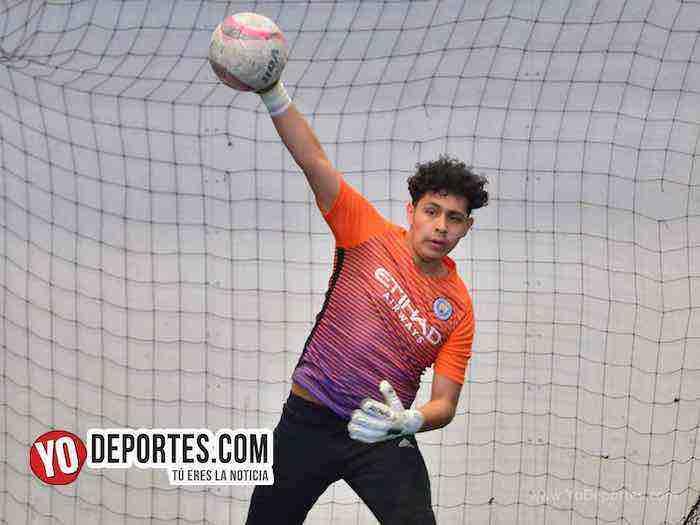 Deportivo Amistad-San Francisco-Liga Douglas portero