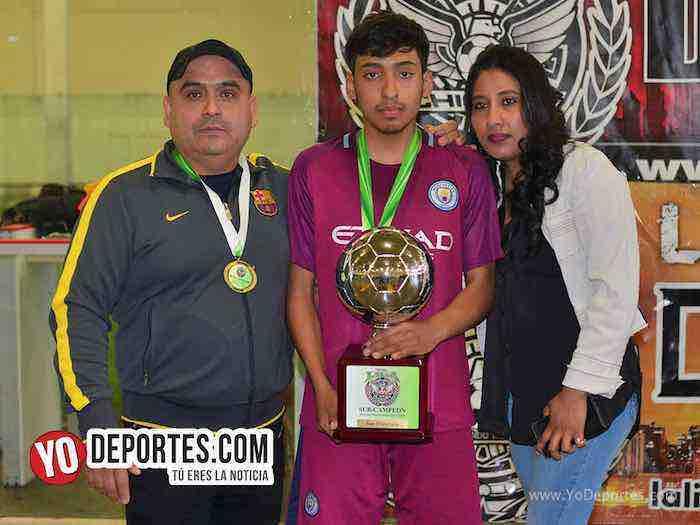 Deportivo Amistad-San Francisco-Liga Douglas
