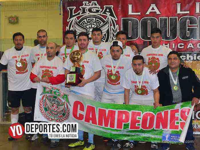 Deportivo Amistad-campeones-Liga Douglas