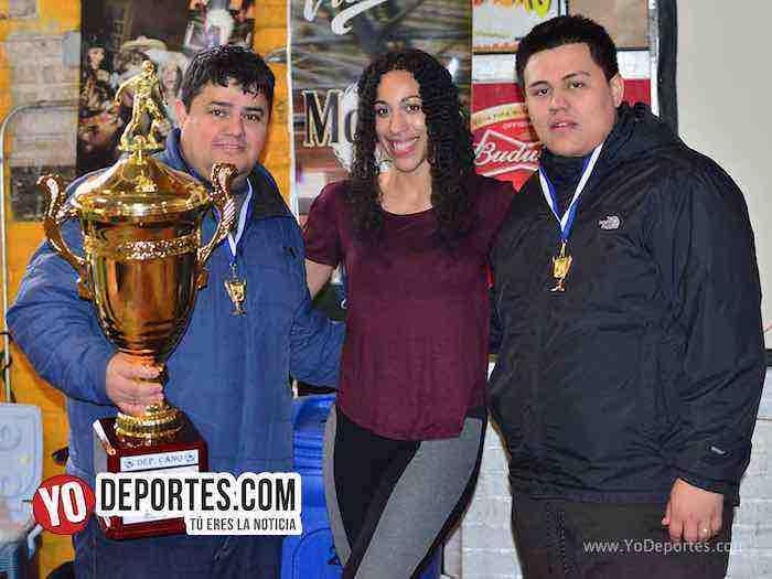 La tercera es la vencida: Deportivo Cano Campeón de la Liga Interamericana