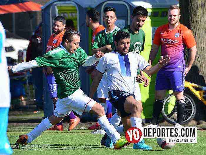 Deportivo Maya-Camoteros-Liga Interamericana arranque futbol chicago