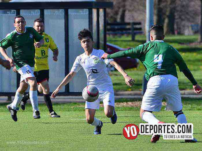 Deportivo Maya-Camoteros-Liga Interamericana chicago soccer