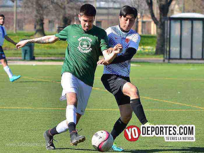 Deportivo Maya-Camoteros-Liga Interamericana futbol chicago verano