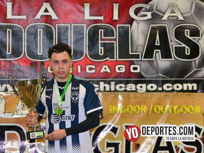 Deportivo Teloloapan-Los Compas-Liga Douglas Futbol Indoor