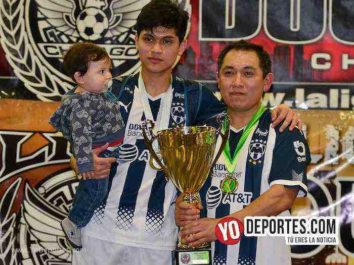 Deportivo Teloloapan-Los Compas-Liga Douglas Indoor soccer Chicago