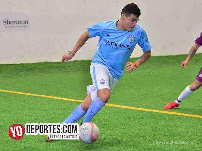Gerardo Ortiz-Deportivo Amistad-San Francisco-Liga Douglas