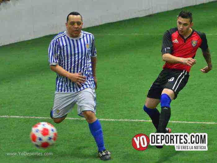 Gogo Gonzalez- Monarcas-Fire Evolution-Chitown Futbol