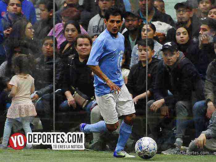 Hiber Ruiz-Chicago Soccer-Deportivo Guerrero-Champions-Liga Latinoamericana