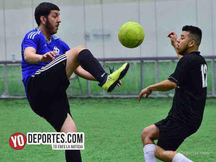 Iramuco-Veracruz-Liga Douglas Futbol Indoor