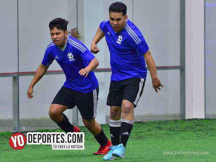 Iramuco-Veracruz-Liga Douglas Indoor