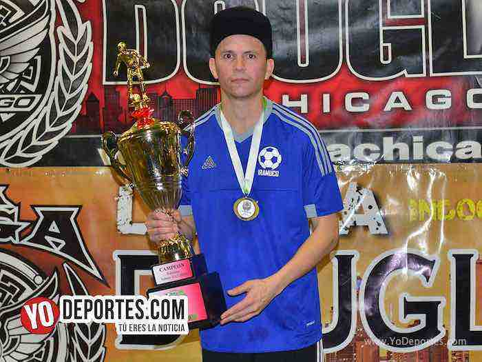Iramuco-Veracruz-Liga Douglas