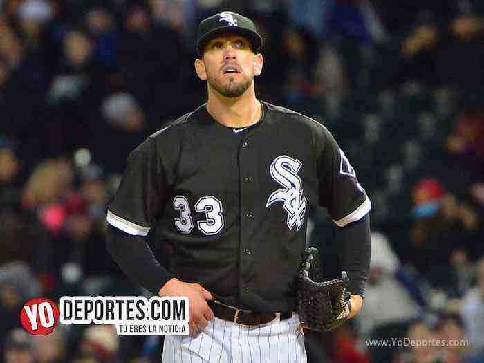 James Shields-Chicago White Sox-Astros Houston