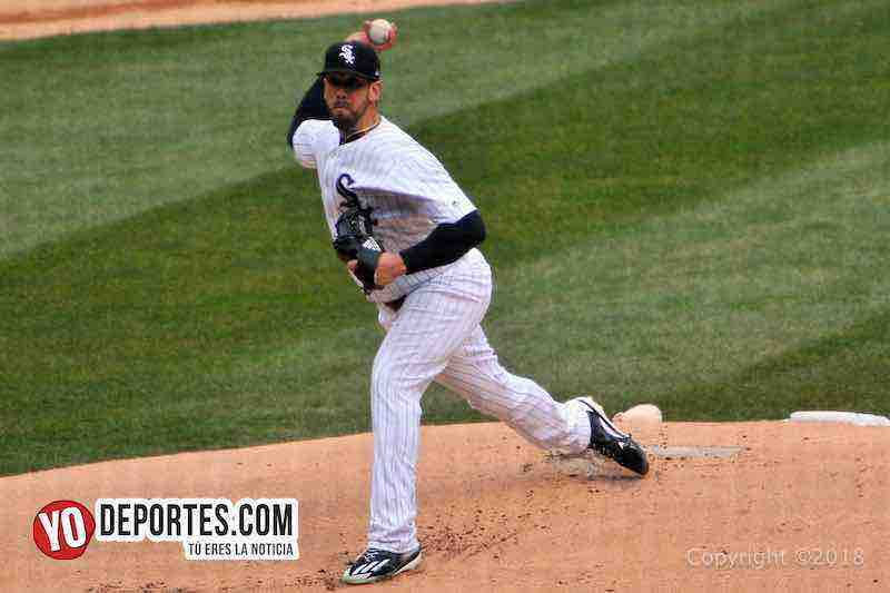 James Shields-White Sox-Detroit Tigres-Opening Day-White Sox-Tigres Detroit-Opening Day