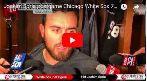 Frío nieve y batazos para Joakim Soria en su debut con los Medias Blancas en Chicago