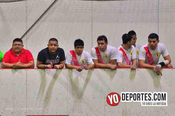 San San contra Deportivo Guerrero en la final de CLASA