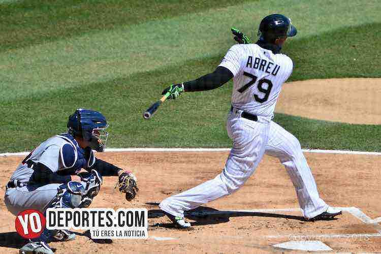 Jose Abreu-White Sox-Detroit Tigres