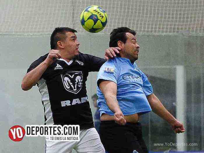 Southside pega primero a Fierro FC en juego de ida semifinal