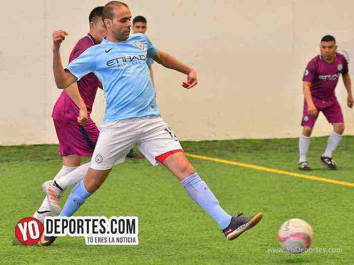 Lahsen Soussi-Deportivo Amistad-San Francisco-Liga Douglas