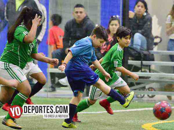 Little Village vs Latin Angels Premier Academy Soccer League-Chicago kids soccer