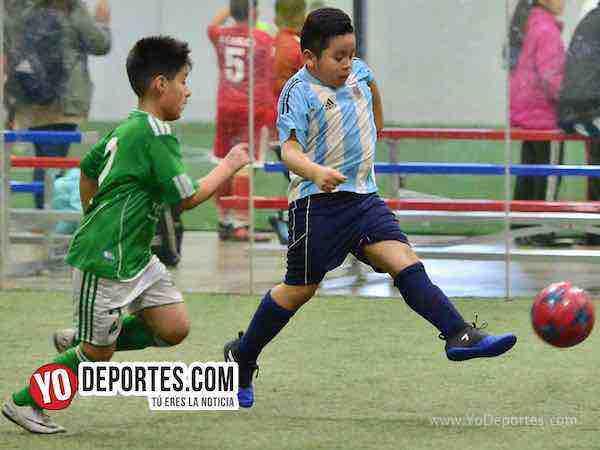 Little Village vs Latin Angels Premier Academy Soccer League Futbol Infantil Chicago