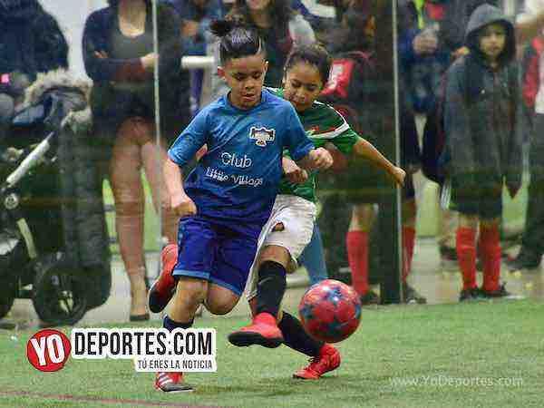Little Village vs Latin Angels Premier Academy Soccer League Kids Soccer