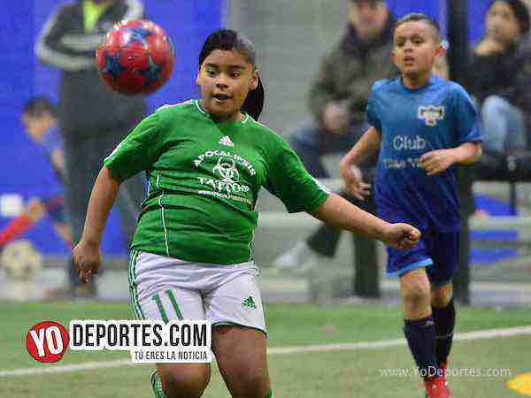 Little Village vs Latin Angels Premier Academy Soccer League