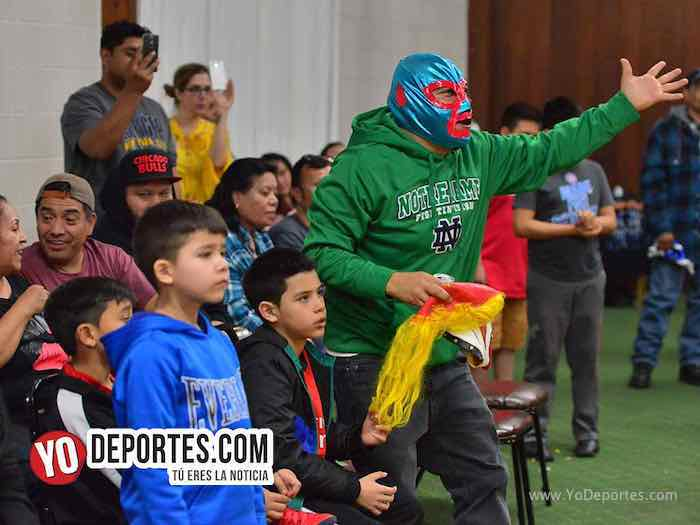 Lucha Libre Total-Discovery-Magnus, Ciclon Ramírez-Destructor Jr-Yakuza-Relampago-Eagles Club