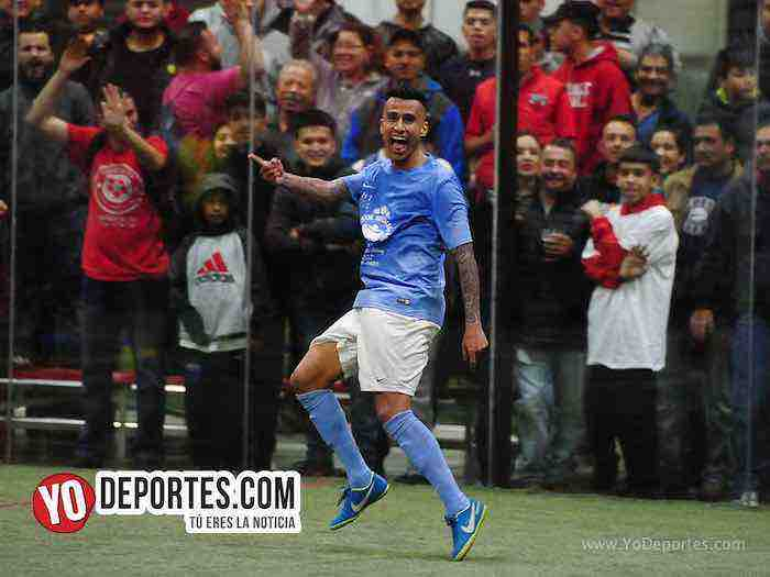 Luis El Negro Sandoval-Chicago Soccer-Deportivo Guerrero-Champions-Liga Latinoamericana