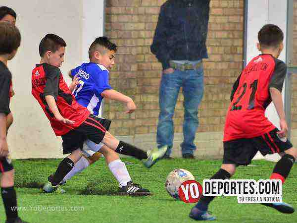 Manchester-Fire Evolution-Liga Douglas final infantil