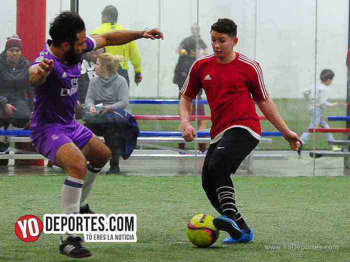 Marquette-Decurion-Liga 5 de Mayo Futbol Chicago Indoor