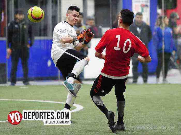 Marquette elimina a Decurion y va por el UNAM en la Liga 5 de Mayo