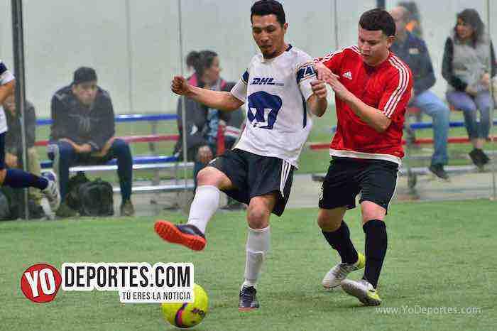 Marquette FC-UNAM-Liga 5 de Mayo chicago soccer