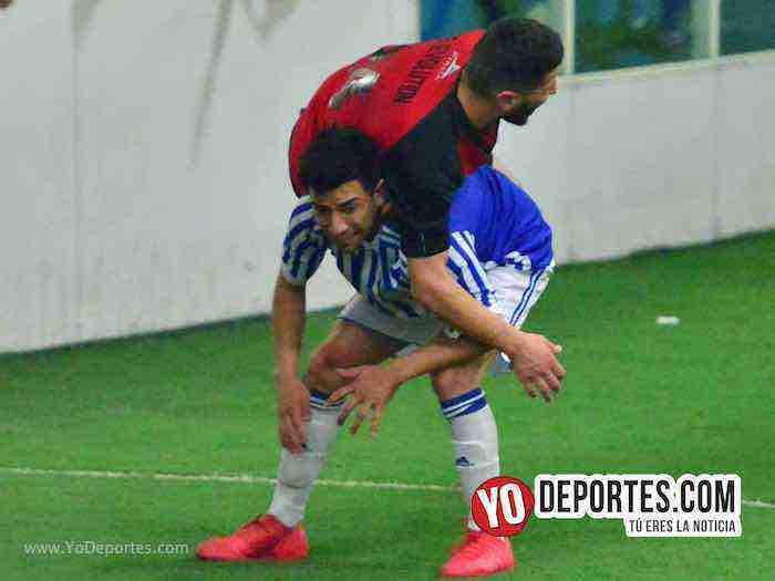 Monarcas-Fire Evolution-Chitown Futbol Yassir Moctezuma-