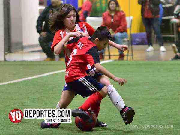 Atletic Magic apagó la Furia en la semifinal de futbol infantil de Chicago