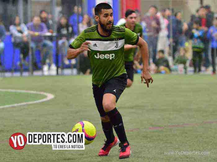 Azteca de Oro campeón con goles de Rolando Cruz