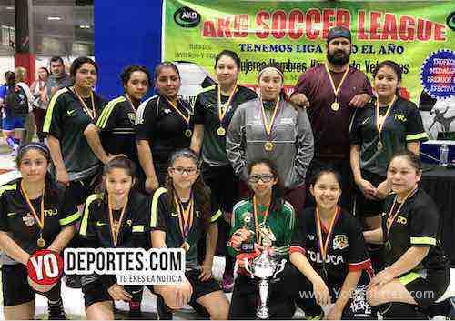 Una final de penales jugaron las Scorpions y el Deportivo Amistad